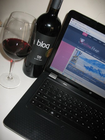 Wine blog Winestep