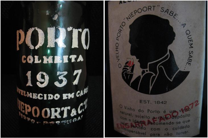 Niepoort Porto Colheita 1937