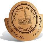 Международный конкурс вин Мондиаль де Брюссель 2012