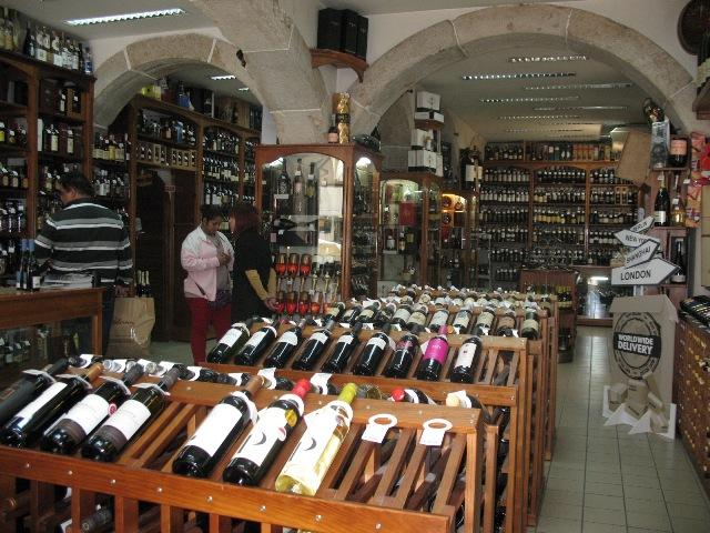 Вина в Garrafeira Nacional