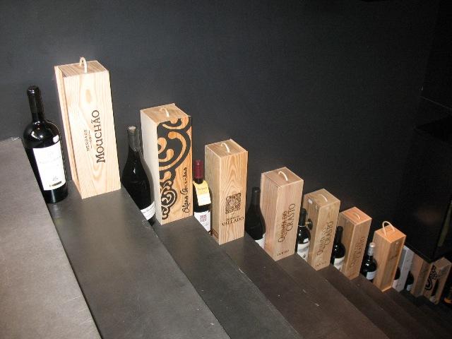Специализированные винные магазины