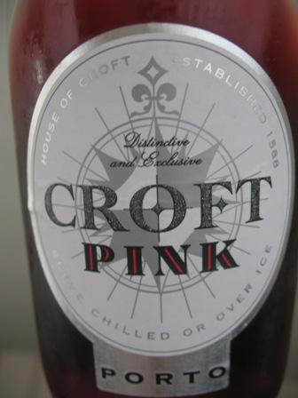 Croft Pink Port