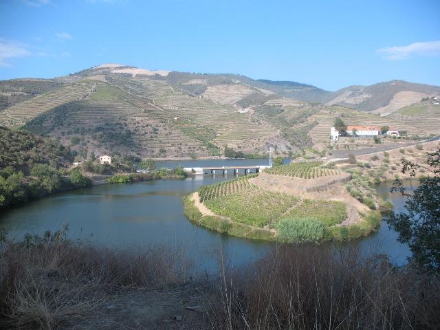 Река Теду является притоком реки Дору