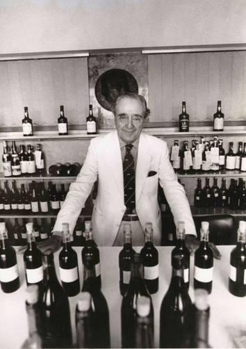 Фернанду Николау де Алмейда - создатель Barca Velha
