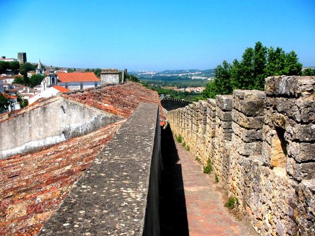 Прогуляйся по крепостной стене в Обидуше