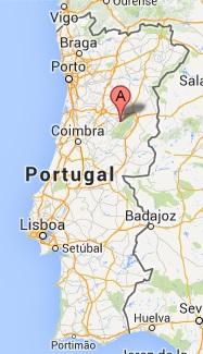 Сыр Серра да Эштрела производится в этой части Португалии