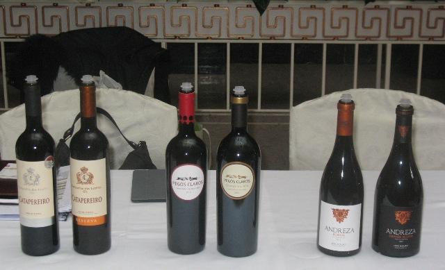 Grupo Saven no Salão de Vinhos Portugueses na Rússia