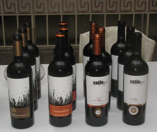 Mateus&Sequeira Vinhos no Salão de Vinhos Portugueses na Rússia