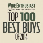 Wine Enthusiast Top 100 Best Buys