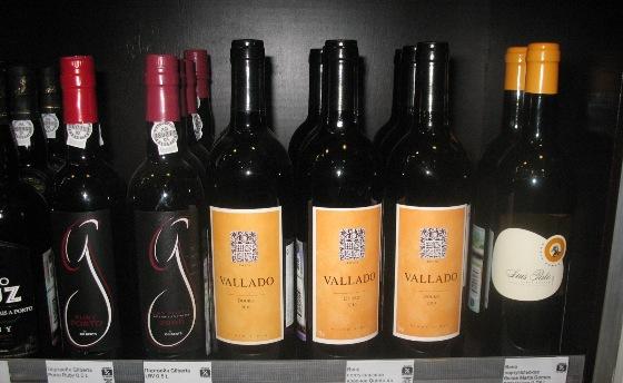 Португальские вина в Азбуке вкуса