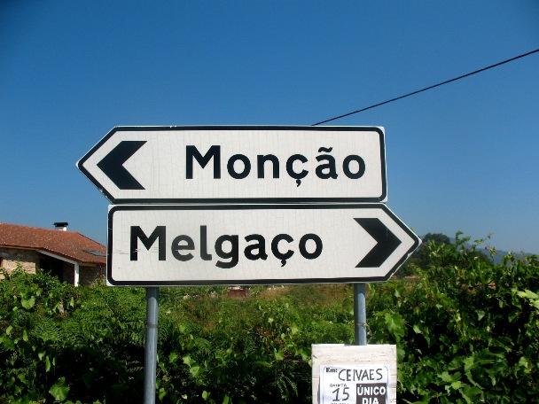 Зеленые вина, Алваринью, Монсау и Мелгасу