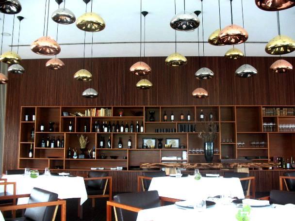 L'AND Restaurant в пятизвездочном отеле в Алентежу L'And Wineyards