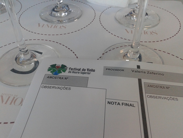 Início de Concurso de Vinhos do Douro Superior