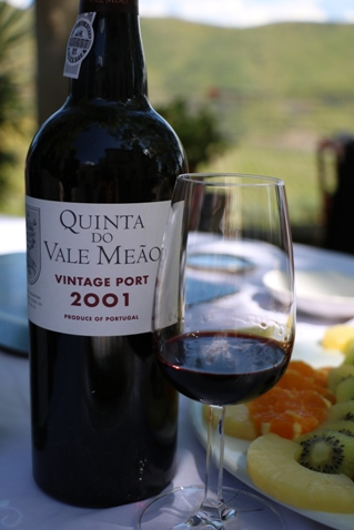 Quinta do Vale Meão Vintage Port 2001