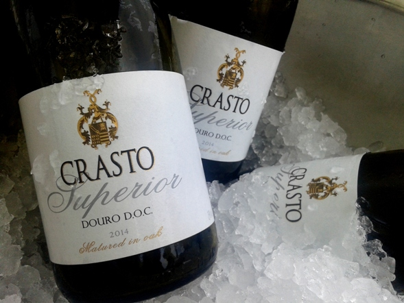 Quinta do Crasto Superior 2014