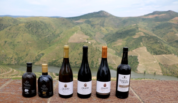 Wines of Crasto Superior, LBV Quinta do Crasto and olive oil