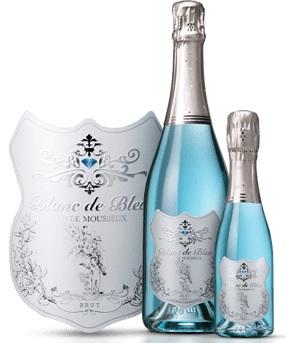 Blanc de Bleu® Cuvée Mousseux