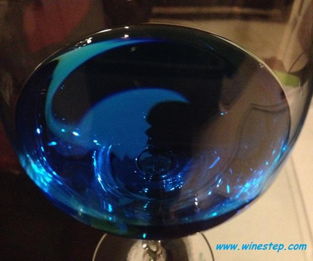 Casal Mendes blue wine, Bacalhôa, Aliança