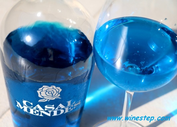 Casal Mendes Blue wine Bacalhôa Aliança