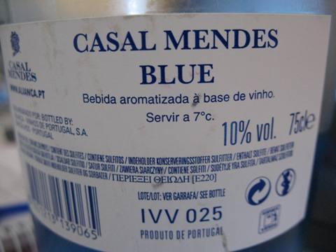 Bebida aromatizada à base de vinho - IVV
