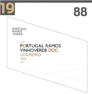 João Portugal Ramos Loureiro in Top 100 Best Buys 2016 WIne Enthusiast