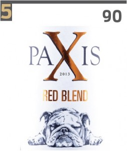 Paxis 2013 in Top 100 Best Buys 2016 Wine Enthusiast