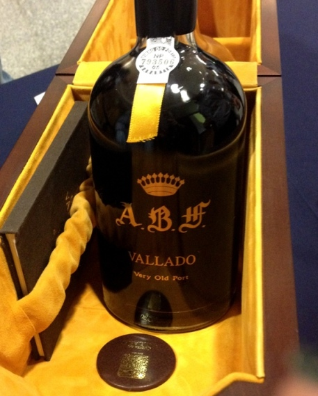 ABF 1888 port by Quinta do Vallado