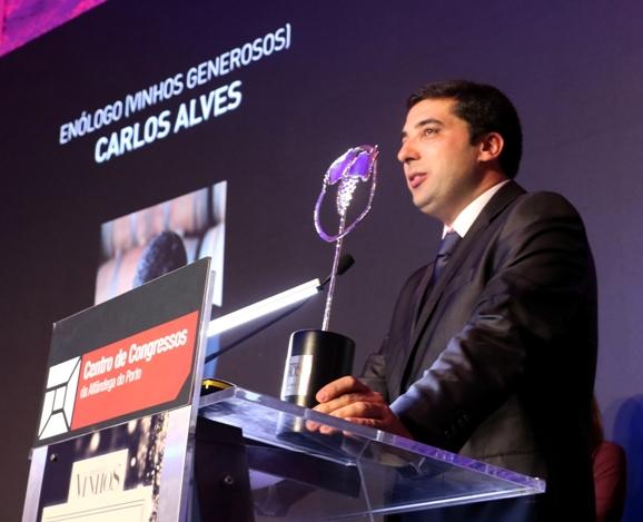 Carlos Alves, Sogevinus