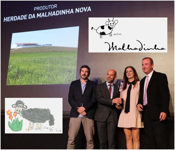 Производитель года - Herdade da Malhadinha Nova, Alentejo