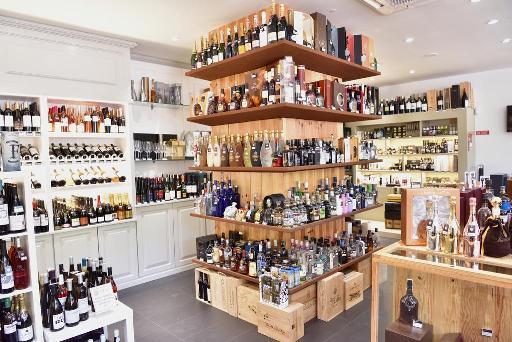Винный бутик Empor Spirits&Wine