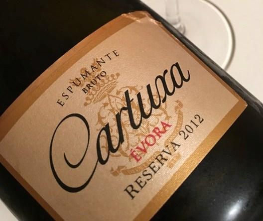 Cartuxa Reserva 2012 Arinto Alentejo