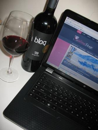 Wine blog Winestep