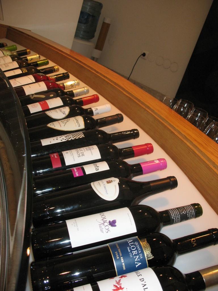 Viniportugal - degustatsia