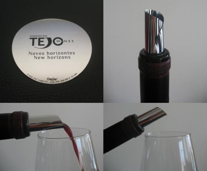 Простой, удобный и дешевый способ избежать капель вина