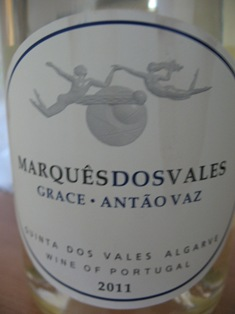 Marques dos Vales Antao Vaz 2011
