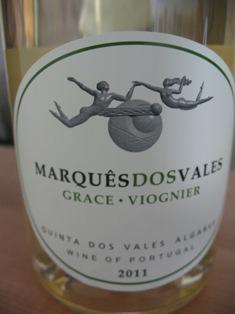 Marques dos Vales Viognier