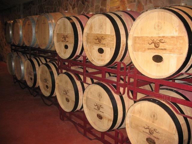 Кинта душ Валеш бочки для выдержки вина