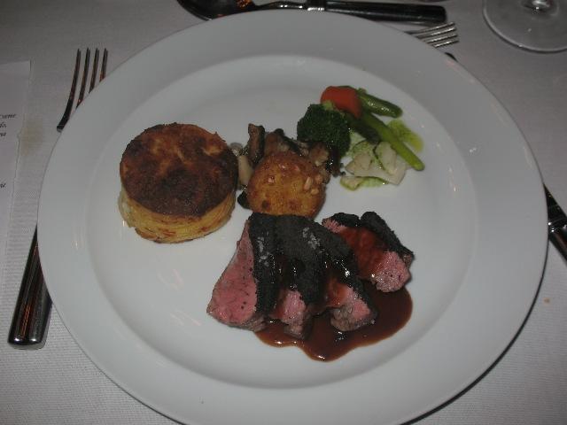 Ужин на Кинте ду Портал