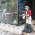 """Винный бар """"Вино без принципа"""" в историческом центре Лиссабона"""