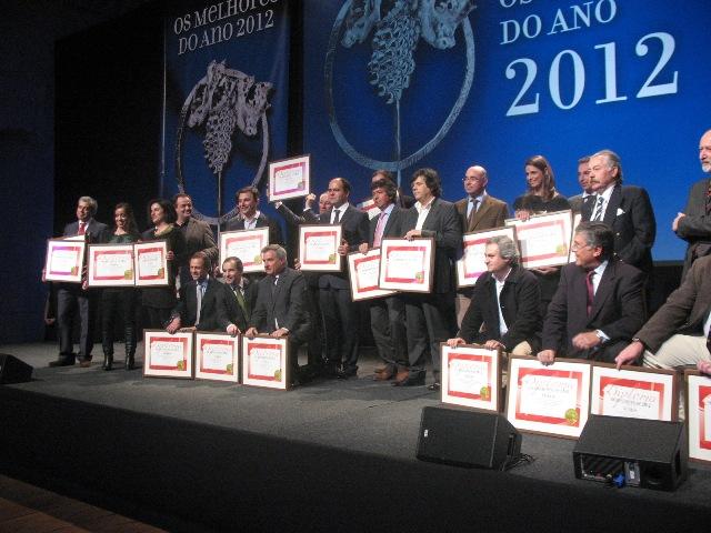 Энологи и производители, награжденные дипломами за лучшие вина года