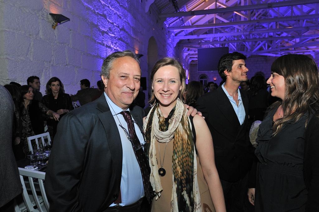 С португальским винным критиком и журналистом Жуау Паулу Мартинш