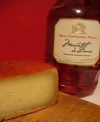 сыр терриншу и мушкател ду Дору