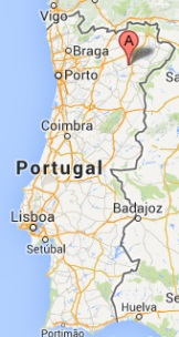 Сыр Терриншу производится в этой части Португалии