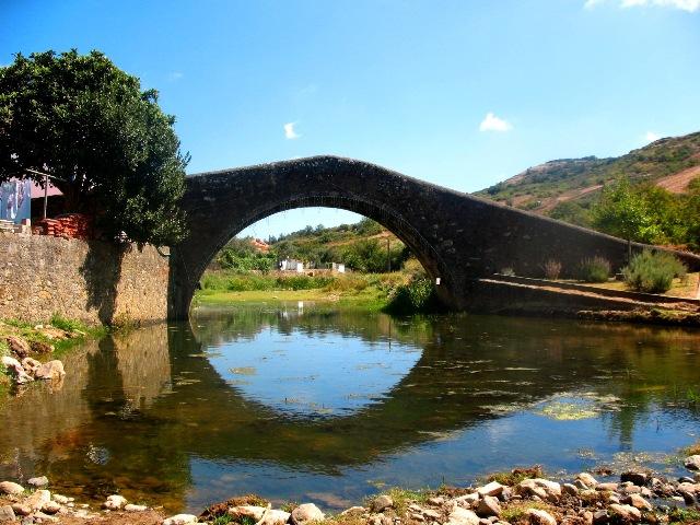 Римский мост в Шелейруш