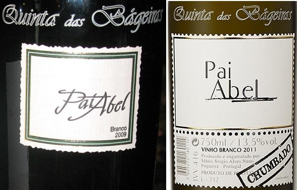 Pai Abel 2009 и Pai Abel Chumbado (2011)