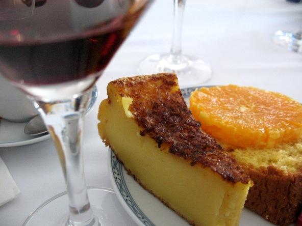 Серикайя - типичный десерт в Алентежу