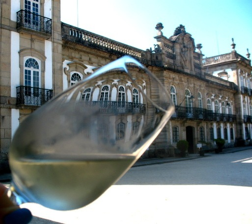 Palácio da Brejoeira, алваринью, виньюш вердеш, Монсау