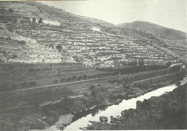 Quinta do Vallado antigamente