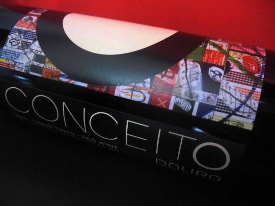 Conceito - Португалия, Дору, красное вино