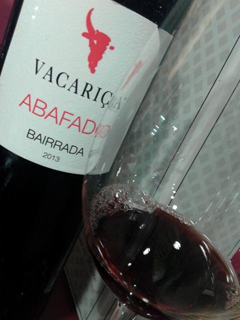 крепленое вино Vacariça Abafado, Bairrada